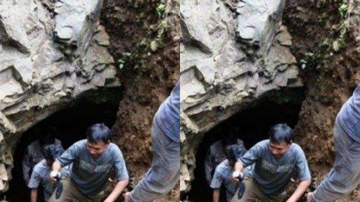 3 Fakta Terbaru Misteri Lubang 200 Meter di Bogor, di Dalamnya Ditemukan Hal Tak Terduga