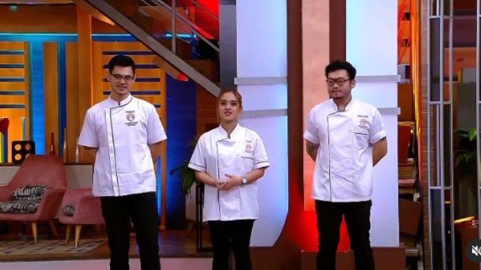 Biodata 3 Juara Masterchef Indonesia yang Jadi Bintang Tamu Hari ini 24 Juli, Ada Wilgoz dan Jerry