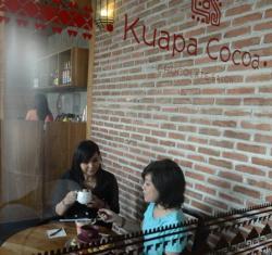 Kuapa Cocoa, Tempat Nongkrong Baru di Spazio