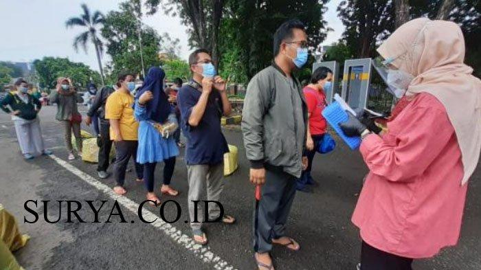 36 Pasien RS Lapangan Kogabwilhan II Indrapura, Surabaya Telah Sembuh dari Covid-19