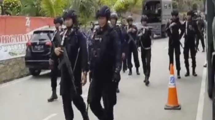 Update Situasi Intan Jaya di Tengah Aksi KKB Papua: Pemkab Tak Berani Ngantor, 100 Brimob Dikerahkan