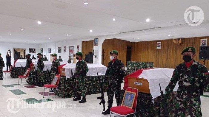 Penyebab Posramil Diserang dan 4 Prajurit TNI Gugur karena Iri dan Dengki, Cantiasa: KKB Tidak Puas