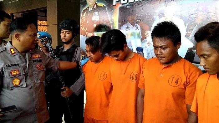 4 Orang Jadi Tersangka Pelaku Penyerangan di Bandung yang Memicu Aksi Massa ke Mapolsek