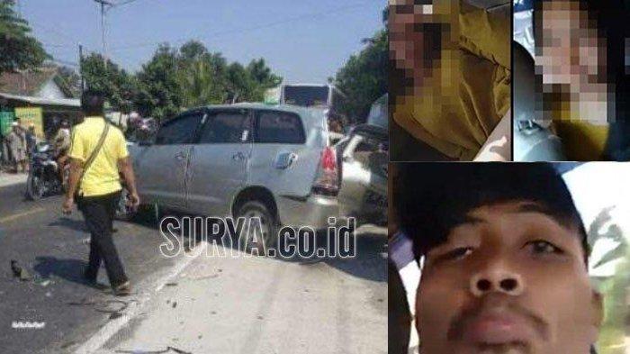 5 FAKTA BARU Kecelakaan Innova Vs Bus Mira di Selorejo Nganjuk, Ada Buronan hingga Sosok Tersangka