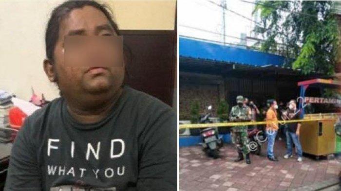 5 Fakta Bripka CS tembak 4 orang di Kafe, diduga mabuk