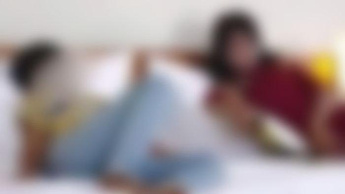 VIDEO Mahasiswi Banjarmasin Berhubungan Badan dengan Tunangan Viral di WA, Direkam Sendiri di Hotel
