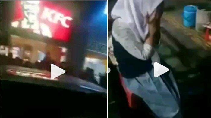 5 FAKTA Video Viral Mobil Bergoyang Libatkan Siswi SMA & Nyaris Diamuk Massa, Kasus Serupa di Kediri