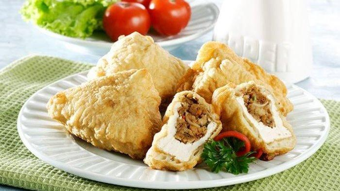5 Resep Tahu Isi untuk Camilan Buka Puasa Mudah Dibuat, Ada Tahu Isi Sayur Pedas & Suwir Ayam