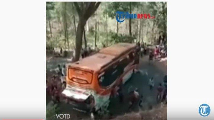 7 Fakta Lengkap Bus Sudiro Ponorogo Nyasar di Hutan Wonogiri, Kasus Lain Sopir Ngaku Ada Hal Mistis