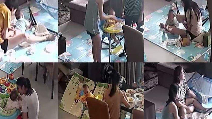 9 Foto CCTV Kelakuan Istri di Rumah saat Suami Kerja bikin Sedih, Curhat di Medsos Tuai Sorotan