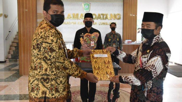 Seorang Camat di Lumajang Dimutasi Gara-gara Gempa, Abdillah Jadi Sekretaris Dinkop Usaha Mikro