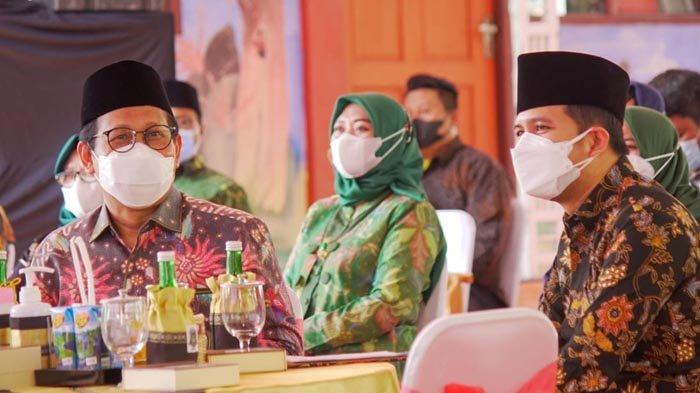 Wagub Emil Yakin Desa di Gresik Jadi Backbone Perekonomian Kabupaten