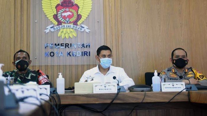 Kasus Covid-19 di Kota Kediri Melonjak, Pemkot Siapkan Tempat Isolasi Terpusat