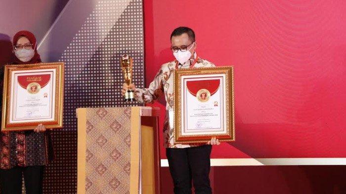 Tiga Kali Berturut-turut, Banyuwangi Kembali Raih Penghargaan Kabupaten Terinovatif di Indonesia