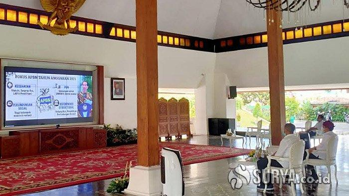 Ikuti Arahan Presiden Joko Widodo, Pemulihan Ekonomi Jadi Fokus APBD Banyuwangi 2021