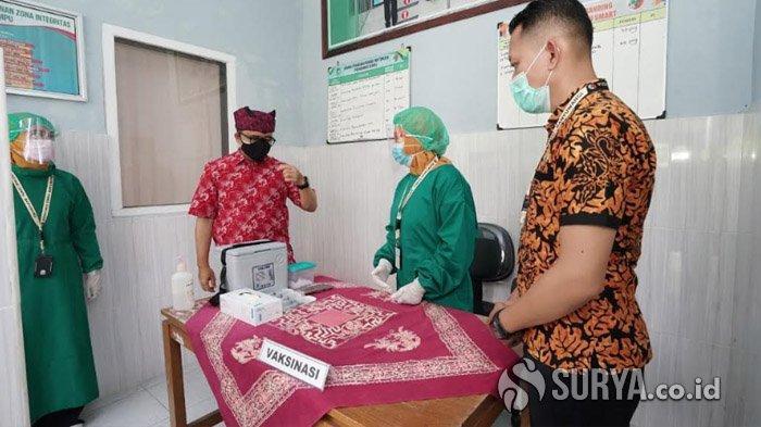 Tunggu Arahan Pusat, Banyuwangi Siap Realokasi APBD Dukung Vaksinasi Covid-19