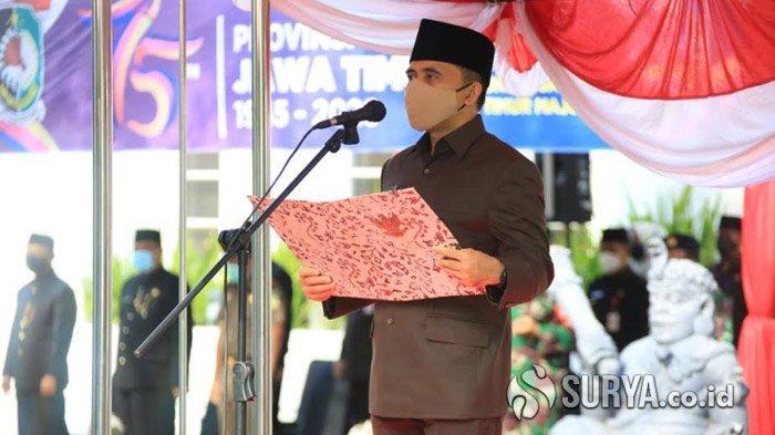 Hari Jadi Provinsi Jawa Timur ke-75, Banyuwangi Raih Banyak Penghargaan