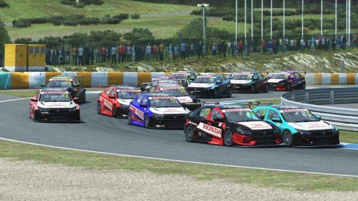 Balap Virtual Honda Racing Simulator Championship Kelar, Inilah Para Jawaranya