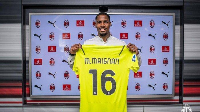 Kehebatan Mike Maignan Pengganti Gianluigi Donnarumma sebagai Kiper AC Milan