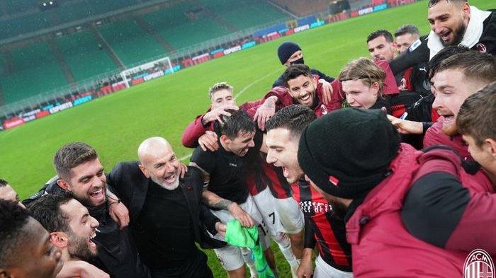 Nasib Stefano Pioli jika AC MIlan Gagal Lolos Liga Champions Musim Depan