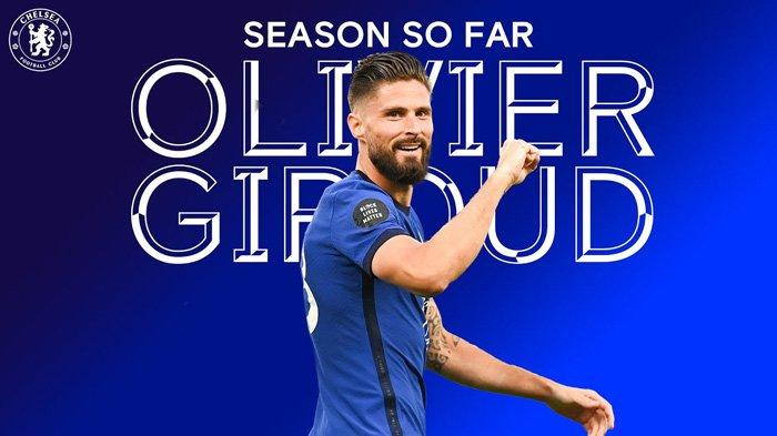 AC Milan dikabarkan rekrut Olivier Giroud dari Chelsea di bursa transfer Serie A Italia musim ini.