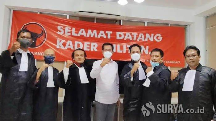 MK Tolak Gugatan Machfud Arifin-Mujiaman, PDIP: Eri-Armuji Sah Pimpin Surabaya