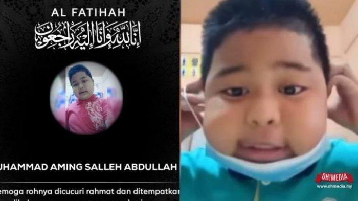 Pesan Terakhir Adik Aming ke Ibunya Sebelum Meninggal, Berurai Air Mata Ucap: Jangan Mau Tambah Dosa