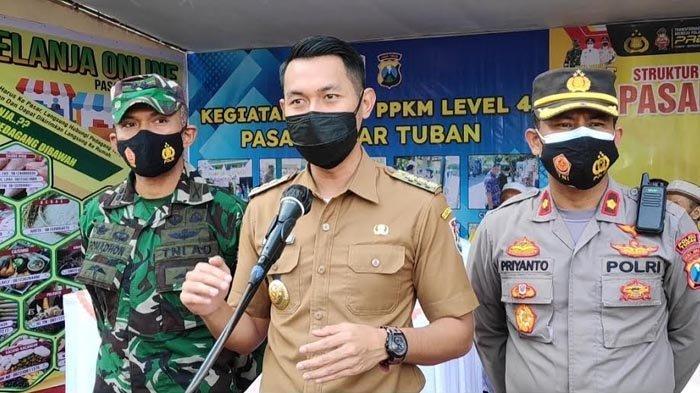 PPKM Level 4 Resmi Diperpanjang, Bagaimana Penerapan PPKM Level 3 di Tuban?