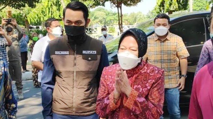 Mensos Risma Marah Saat Temukan Kejanggalan Penyaluran BPNT di Tuban, Bupati Lindra Angkat Suara