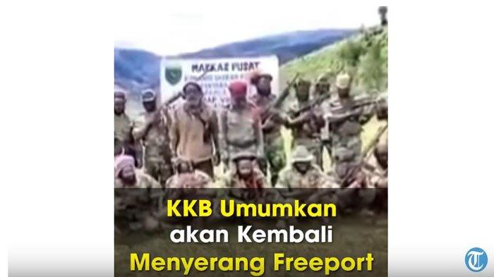 Belum Sempat Serang Freeport, Admin Facebook KKB Papua Singgung Perdamaian & Komen Netizen Indonesia