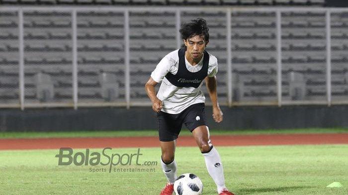 Cerita dan Perasaan Ady Setiawan yang Baru Pertama ke Luar Negeri karena Bela Timnas Indonesia