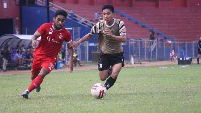 Hasil Skor Persik Kediri vs Dewa United, Macan Putih Beri Pelajaran Dewa United 2-0