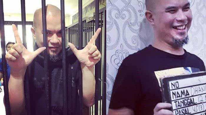 Pesan Anggota DPR RI Bambang Haryo ke Ahmad Dhani yang Sedang Ditahan di Rutan Cipinang