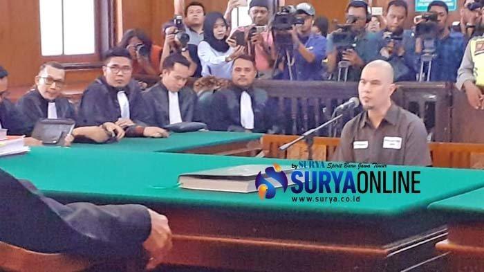 Ahmad Dhani Tak Bisa Langsung Dipindah ke Rutan Cipinang Jakarta, Begini Penjelasan Kejati Jatim