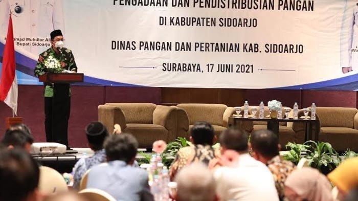 Sektor Pertanian Masih Lemah, Pemkab Sidoarjo Gandeng Bulog dan Indomaret