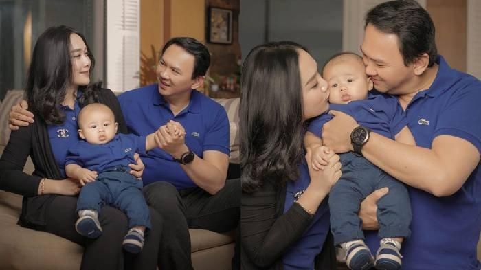 Potret Puput Nastiti Rayakan Ulang Tahun Pertama Yosafat, Kehadiran Nicholas Sean Tepis Isu Miring