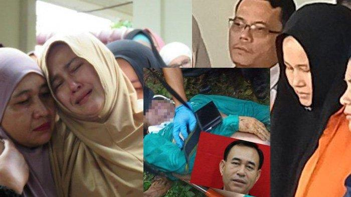 Air Mata Palsu Istri Hakim Jamaluddin Ternyata Otak Dibalik Tewasnya Suami, Ini Fakta Lengkapnya