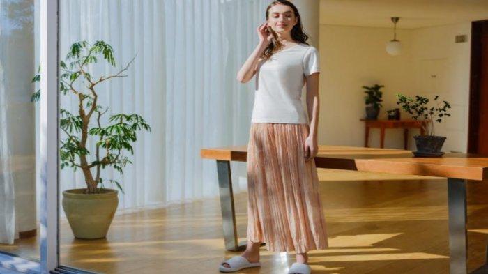 New AIRism Cotton T-Shirt Uniqlo untuk Wanita Ada Fitur 'Dry Tech'