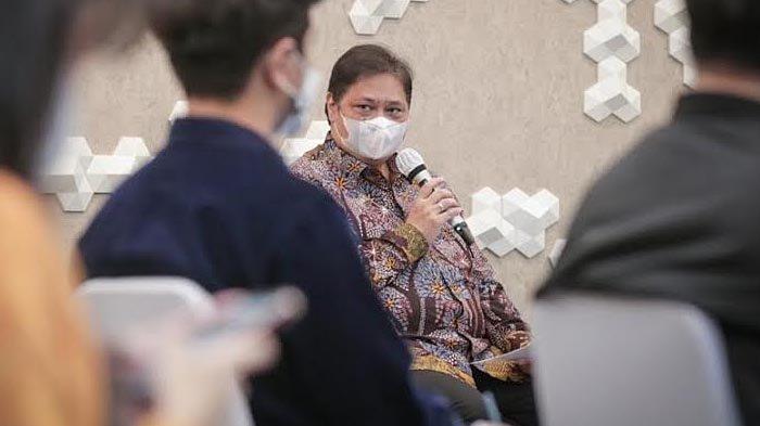 Menko Perekonomian Airlangga Hartarto Temui Musisi Indonesia, Cari Solusi Konstruktif Industri Musik