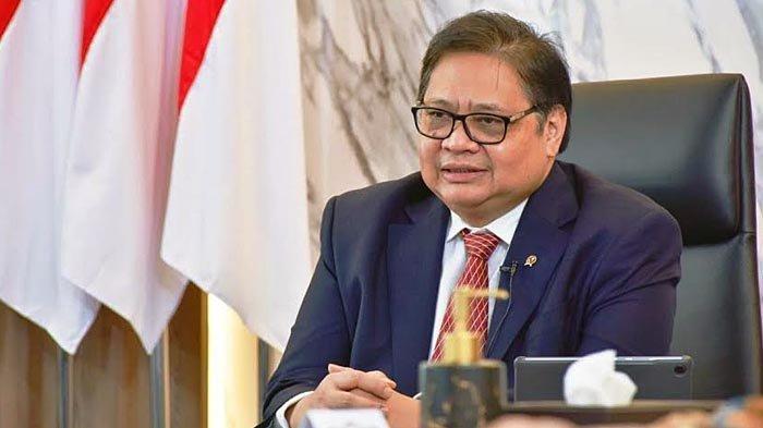 Menko Airlangga Hartarto: Penanganan Pandemi Sesuai Jalur, Pertumbuhan Ekonomi 2021 Diprediksi 5,3%
