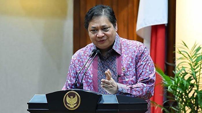 Hasil Survei ARSC: Airlangga Hartarto Termasuk 4 Menteri dengan Elektabilitas Tinggi