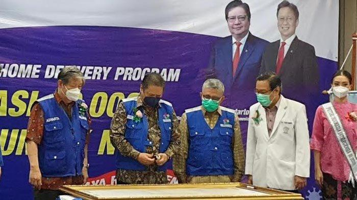 Menko Airlangga Hartarto: KILLCOVID19, Partisipasi Masyarakat Vaksinasi Lansia Melalui Home Care