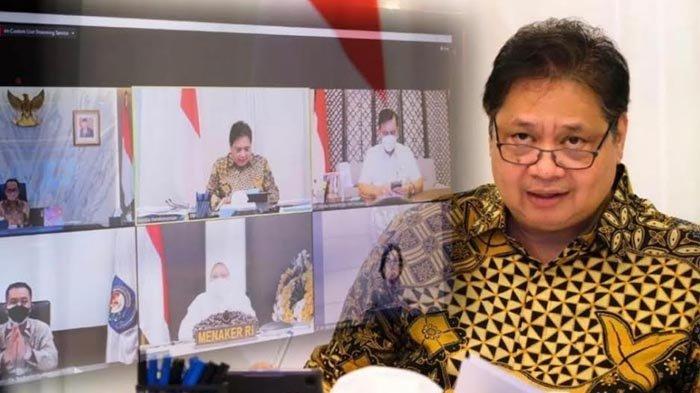 Menko Airlangga Hartarto: Pemerintah Fokus Reformasi Struktural untuk Pemulihan Ekonomi Nasional