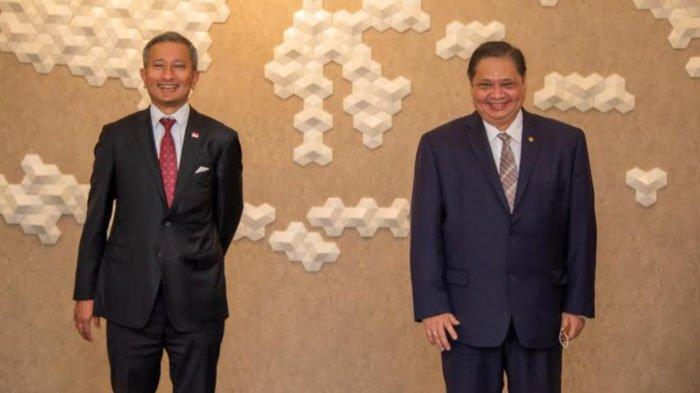 Singapura Lanjutkan Komitmen Kerja Sama ke Depan dengan Pemerintah, Jadi Rekor Investasi Indonesia