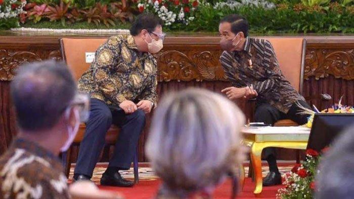 Menko Airlangga : Recovery Indeks Covid-19 di Indonesia Naik 60 Level, Terbaik di Asean