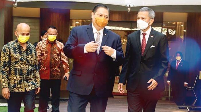 Singapura Lanjutkan Komitmen Kerja Sama dengan Pemerintah Indonesia