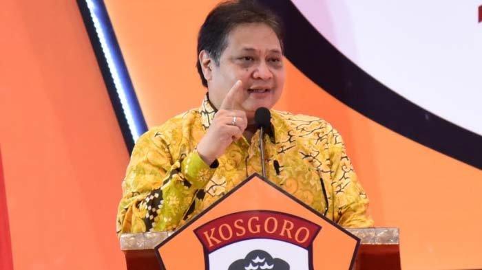Partai Golkar Disebut Satu Suara Usung Airlangga Hartarto Capres