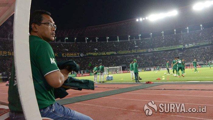 Pelatih Persebaya Surabaya Respon Pernyataan Azrul Ananda yang Menolak Liga 1 2020 Dilanjutkan