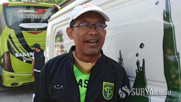Pelatih Persebaya Aji Santoso Ragukan Dua Pemain ini Bisa Turun di Laga Pembuka Lawan PSS Sleman