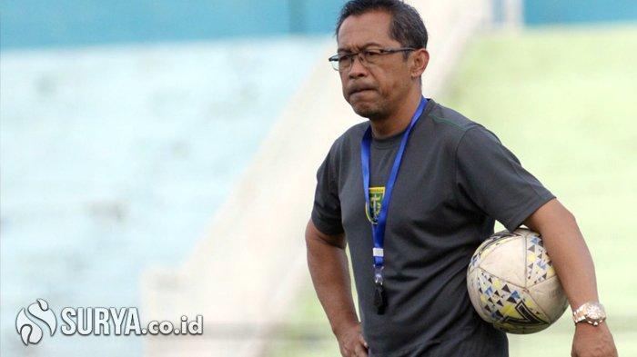 Salah Satu Upaya Aji Santoso agar Calon Striker Asing Persebaya Surabaya Cepat Beradaptasi